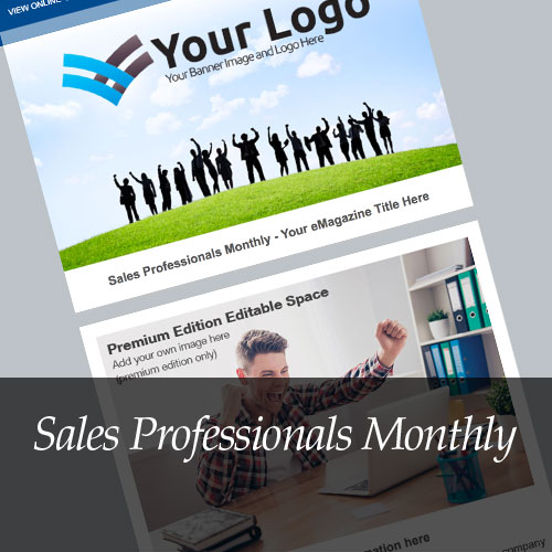 Sales Professionals Monthly